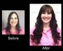 How to Curl Enchantop and Cosmoclip Hair Extensions